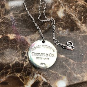 Prtt charm and necklace